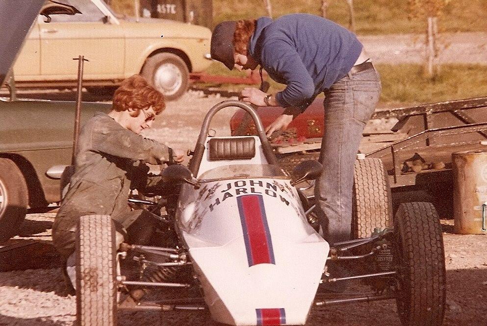 john hayes harlow 1979 1
