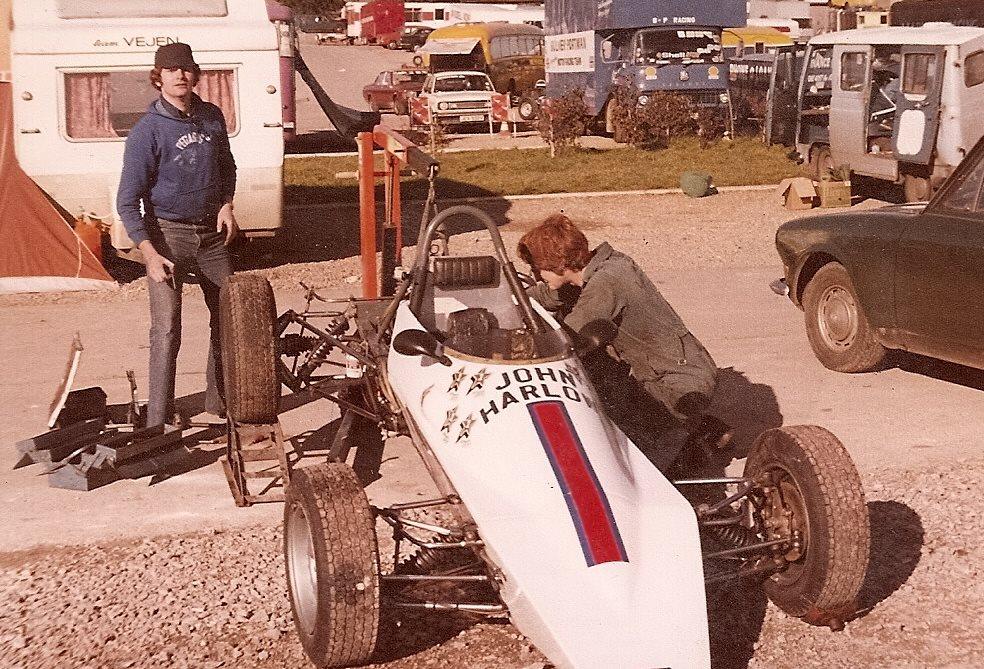 john hayes harlow 1979 2